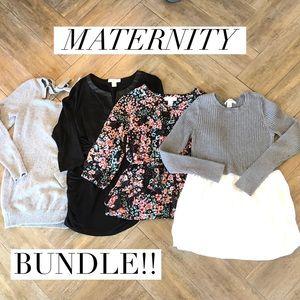 maternity bundle size medium motherhood maternity